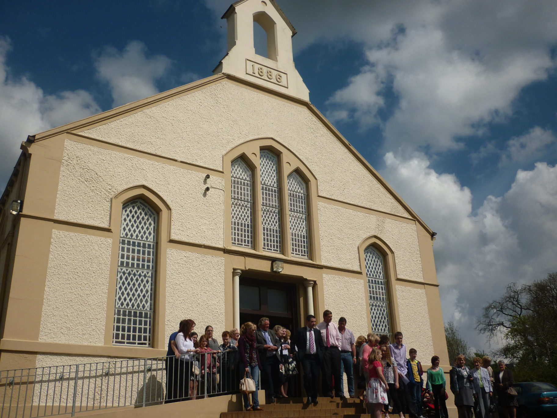 Find our churches Donegal Town Church