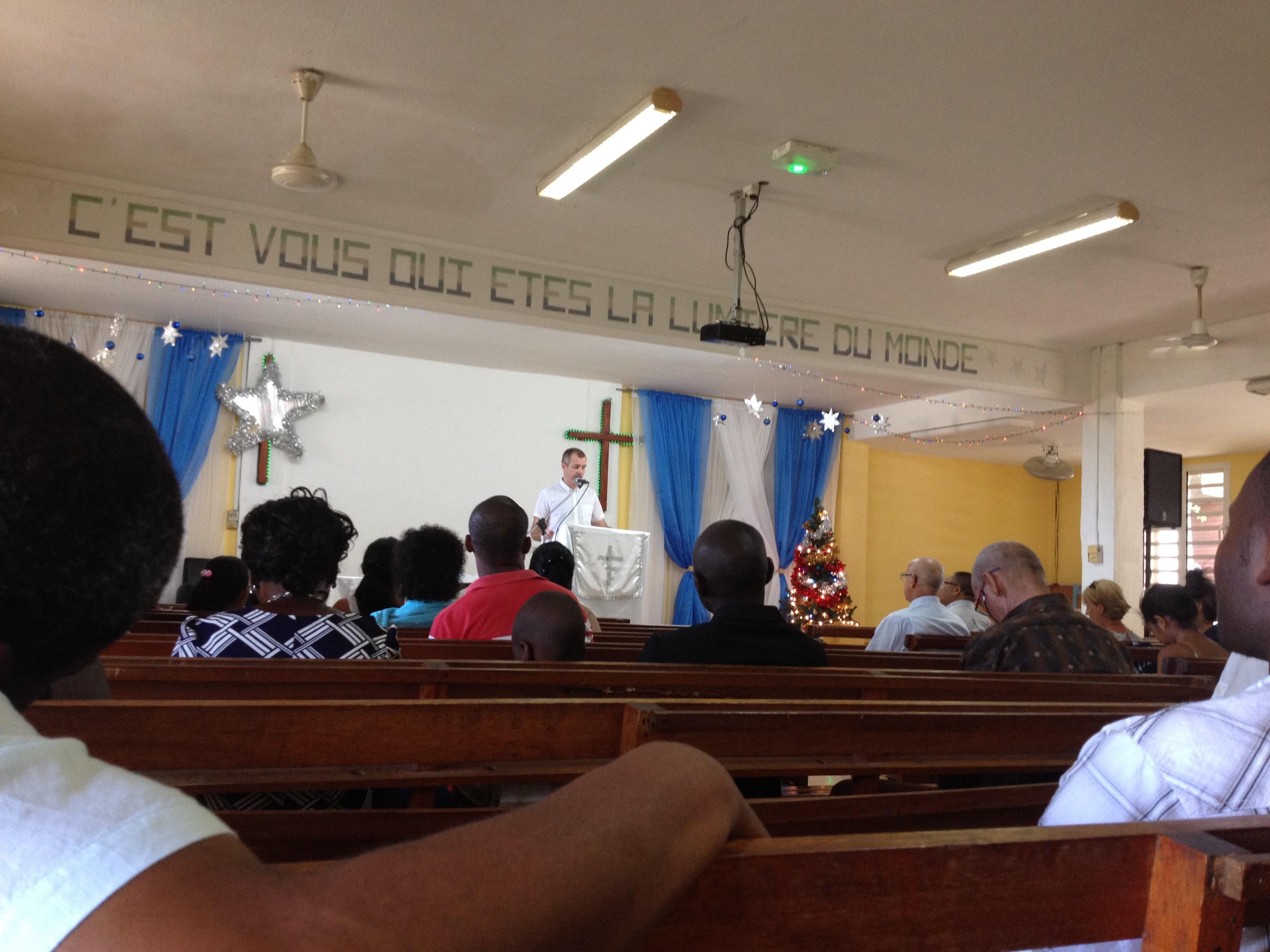 Donegal Town Presbyterian Church Mission Bulletin